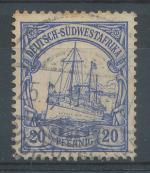 1901, Kolonie DR - Sudwestafrika Mi - 14