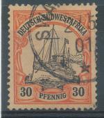 1901, Kolonie DR - Sudwestafrika Mi - 16