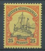 1901, Kolonie DR - Sudwestafrika Mi - *15