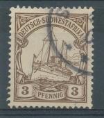 1901, Kolonie DR - Sudwestafrika Mi - 11