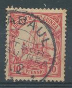 1900, Kolonie DR - Neu-Guinea Mi - 9