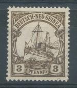 1918, Kolonie DR - Neu-Guinea Mi - (*)24