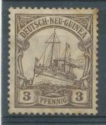 1918, Kolonie DR - Neu-Guinea Mi - *24