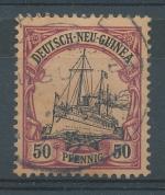 1900, Kolonie DR - Neu-Guinea Mi - 14