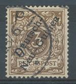 1897, Kolonie DR - Neu-Guinea Mi - 1