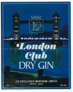 London Club Gin
